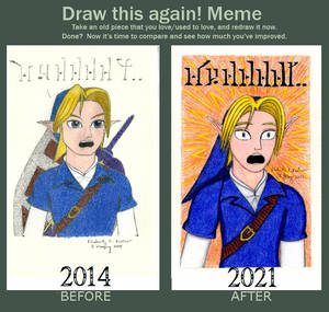 Draw This Again! Meme: WHAAAAT?!