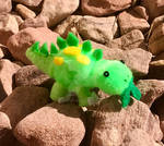 Stegosaurus by LuckyNumber113