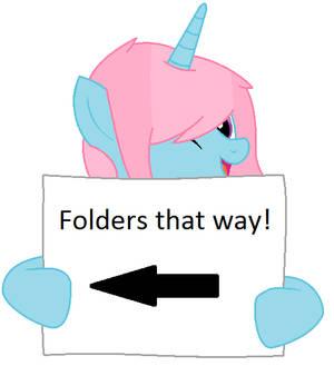 MLP: Folders That Way!