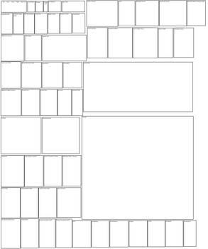 MLP Ultimate Ref Sheet Template
