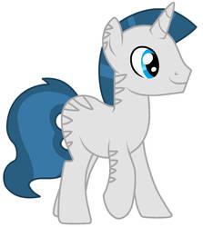 MLP Next Gen: Watcherverse Thunder by Blueberry-MLP