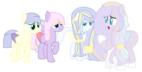 MLP: I Was Put In Charge Since I'm The Oldest by Blueberry-MLP