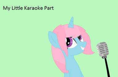 My Little Karaoke Thumbnail Base