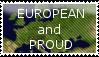 Europe - Stamp by Arisu95