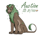 Cheap Foresty Lion Adopt Closed