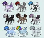 100 point Dog/Wolf Adopts 1/9 OPEN