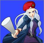 Cosmic Star Heroine Alyssa