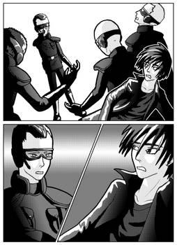 Agent Six of Hearts Manga Pg10