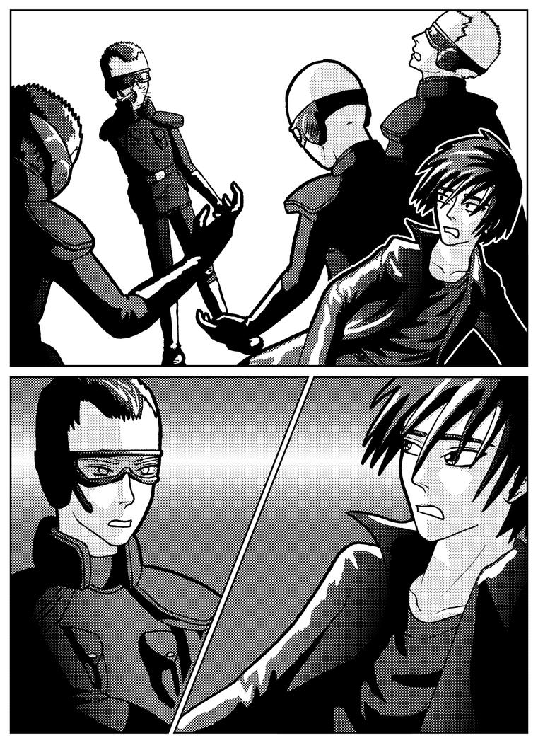 Agent Six of Hearts Manga Pg10 by Ryu-Ka