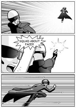Agent Six of hearts Manga Pg11