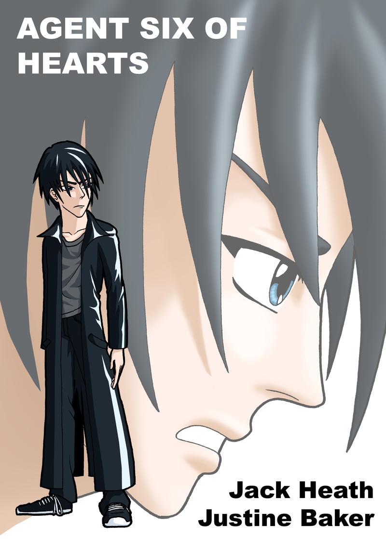 ASOH Manga Front cover by Ryu-Ka