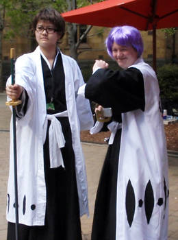 Aizen and Gin