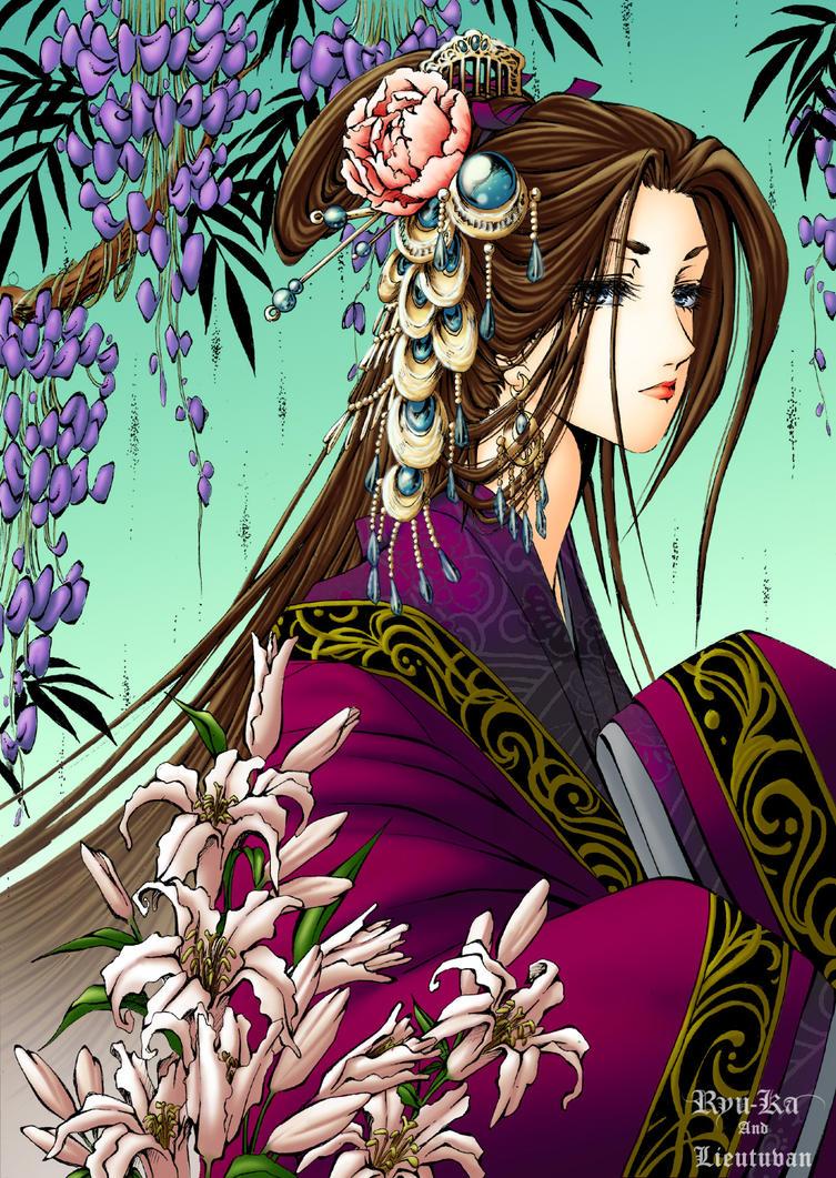Flower by Lieutuvan by Ryu-Ka