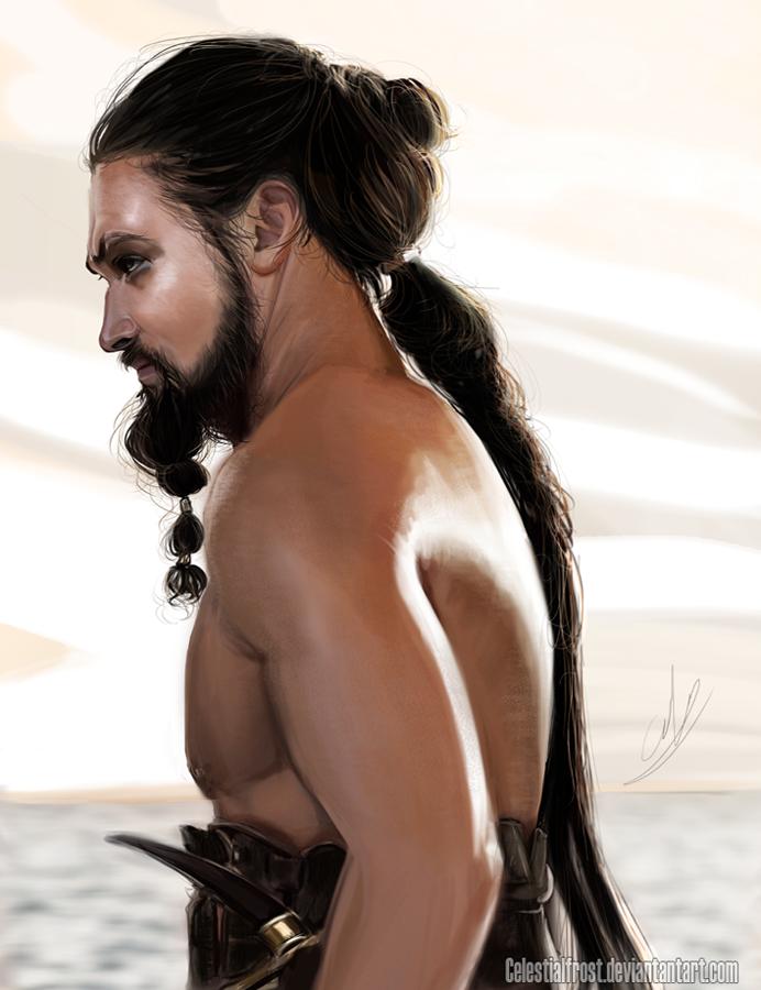 Khal Drogo by CelestialFrost