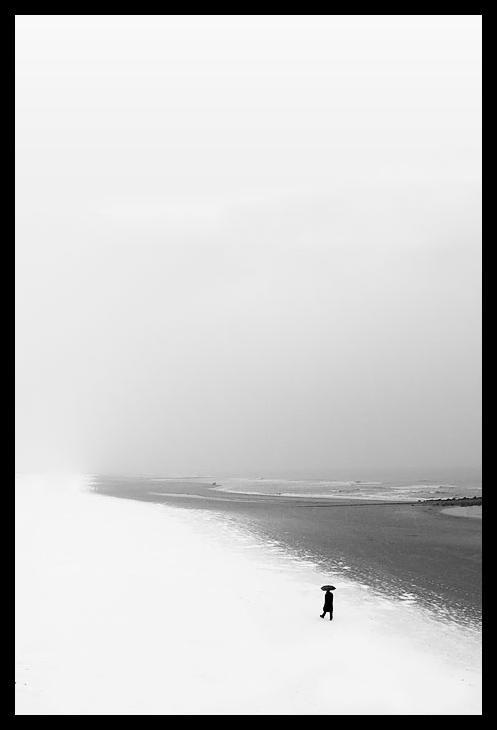 Umbrella Man III by xtuv