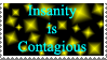 insanity is contagious by godofallgodofdeath
