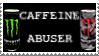 caffeine abuser by godofallgodofdeath