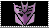 decepticon stamp by godofallgodofdeath
