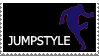 jumpstyle stamp by godofallgodofdeath