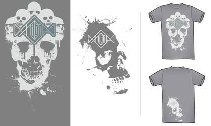 Malitia T-shirt 1 by phadeone