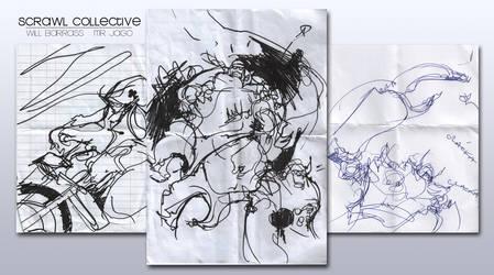 scrawl by phadeone