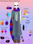 TSK The Wizard/Salamander (REF V.2) [Wizard World] by TheSkeletonKid