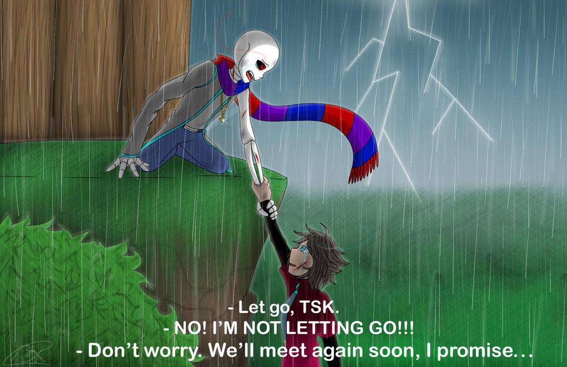 Let go. (Fake Screenshot) [Wizard World]