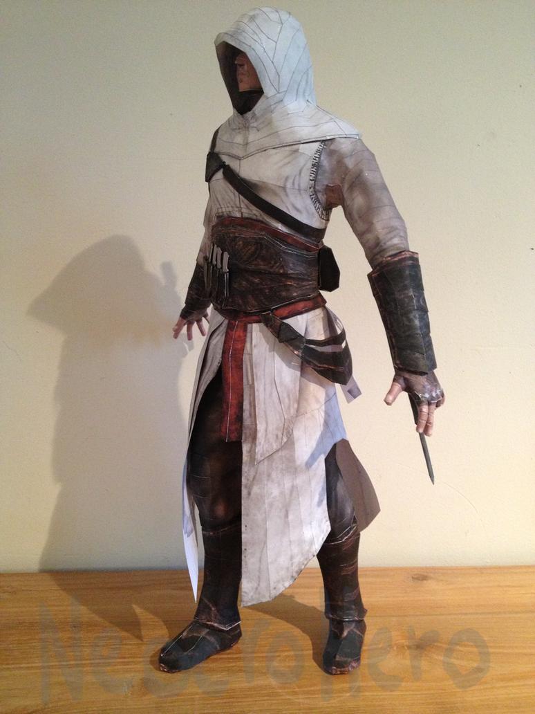 Altair Ibn La-Ahad by Neocropain