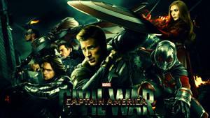 Captain America: Civil War- Team Cap