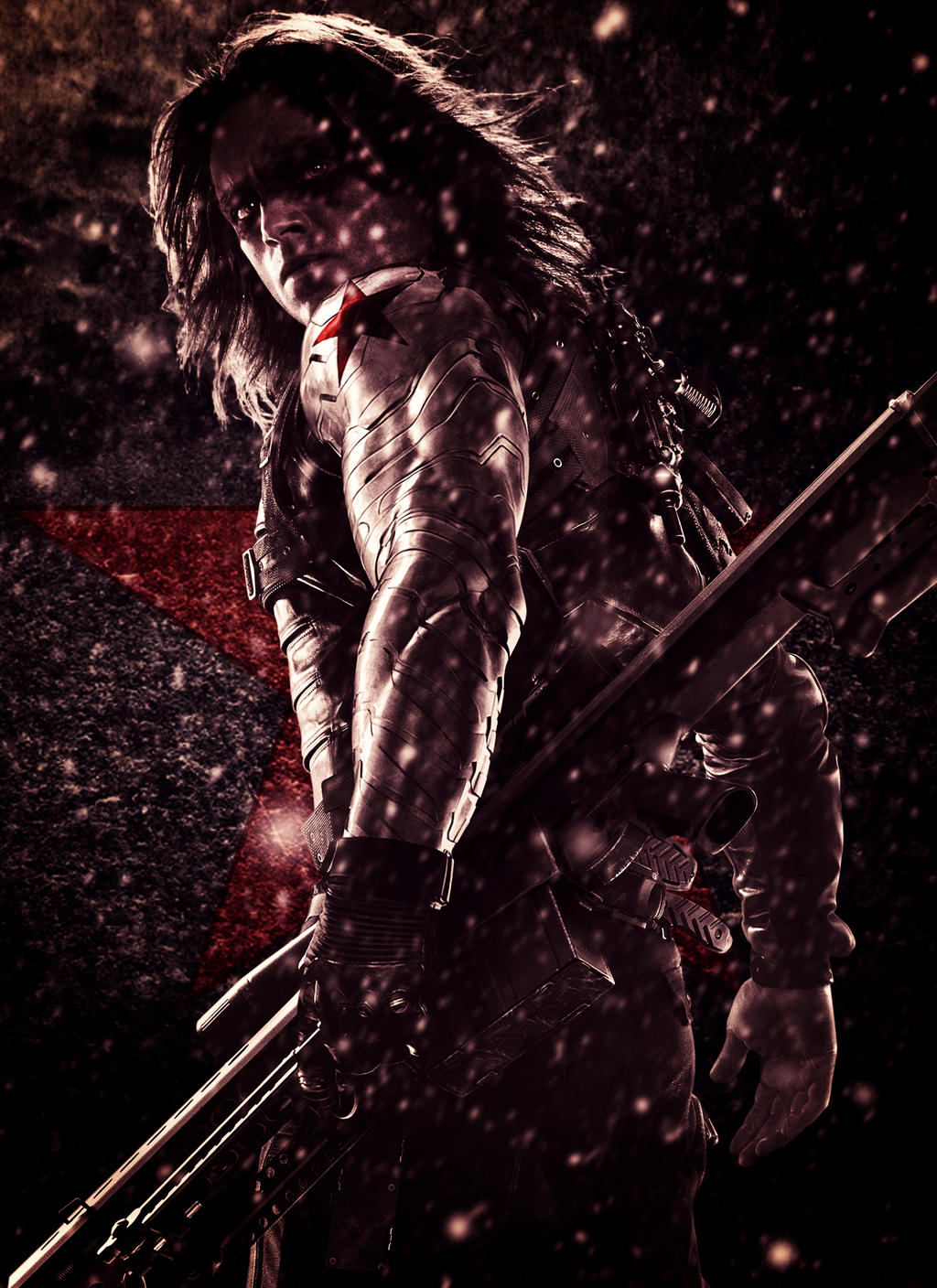 bucky barnes winter soldier wallpaper - photo #2