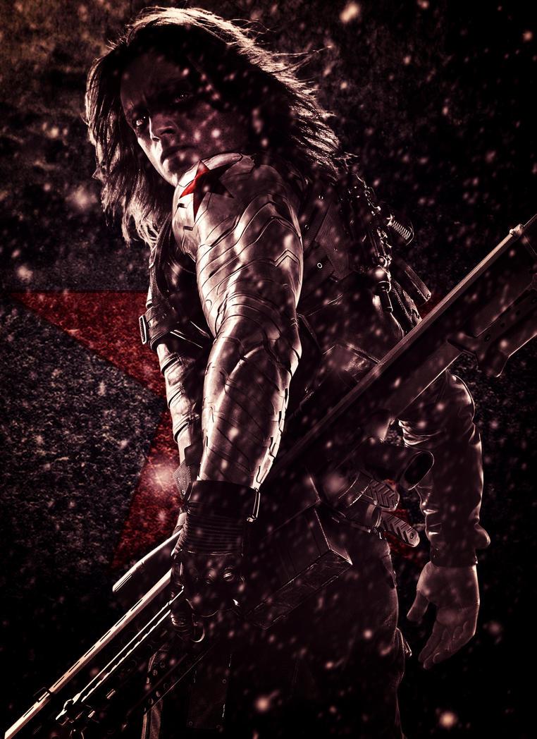 Winter Soldier/Bucky Barnes By Rachel890 ...