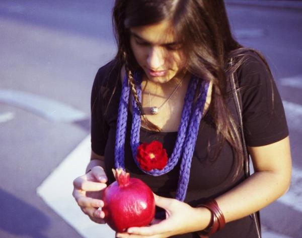 pomegranate by martasmarta