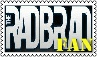 A RadBrad Fan Stamp by Lostloveartist87