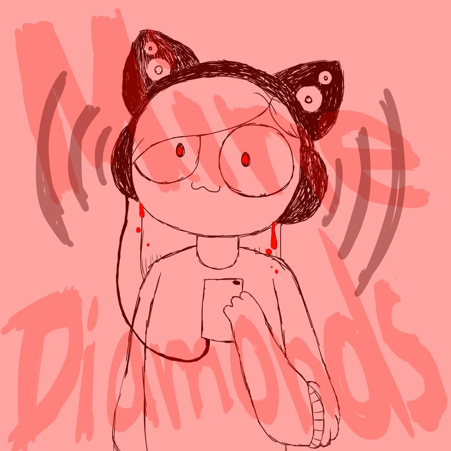 MIne DiAmONds by 0Littlefang0