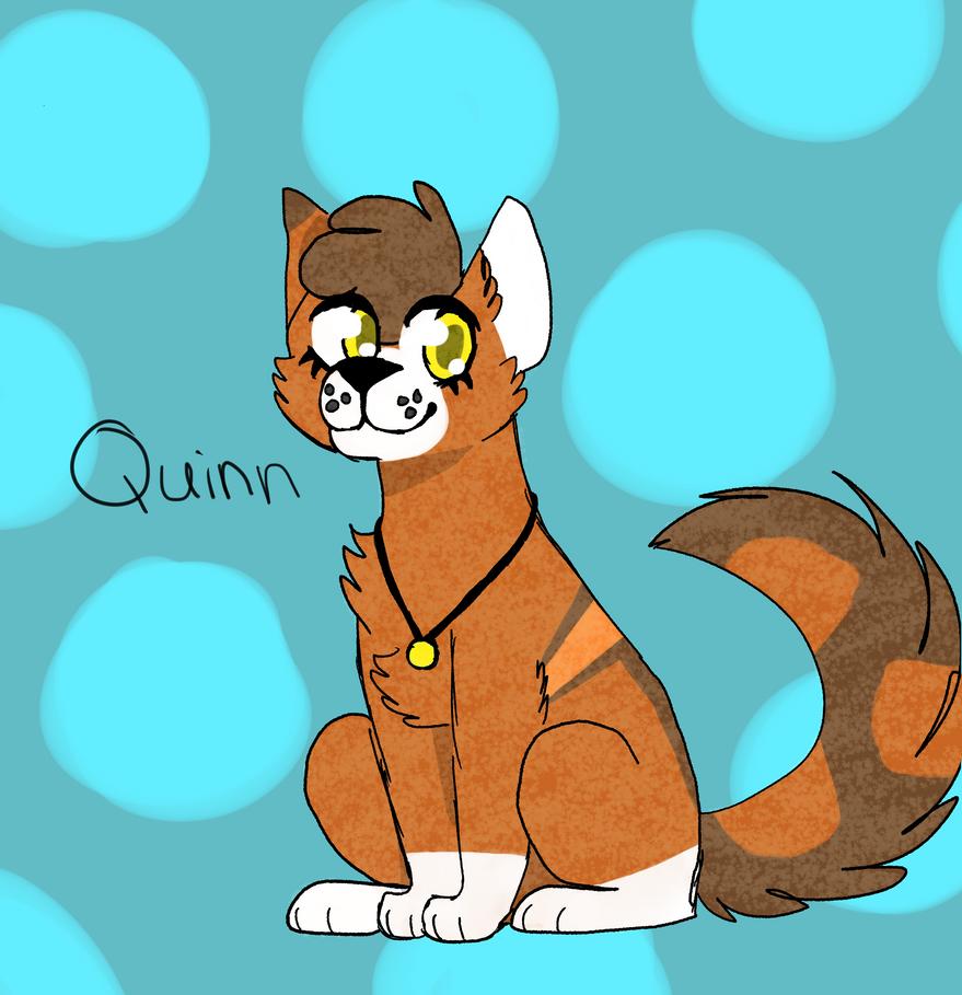 Quinn by 0Littlefang0