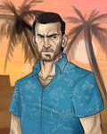 GTA Vice City: Tommy Vercetti