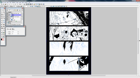 Totem page 6 WIP part 2 by dubbery
