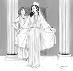 Atossa and Artystone (2)