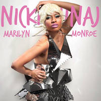 Nicki Minaj Marylin Monroe cover! by nickyyckin
