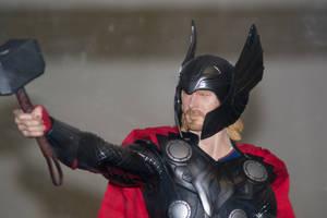 Thor by EddieMW