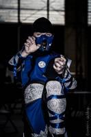 SubZero Mortal Kombat by EddieMW