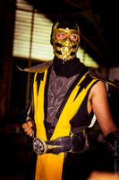 Scorpion - Mortal Kombat by EddieMW