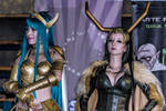 Female Camus - Female Loki
