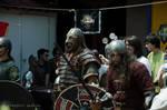 Vikings at the door