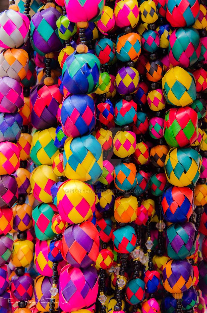 Colors!. La Ciudadela, Mexico City by EddieMW