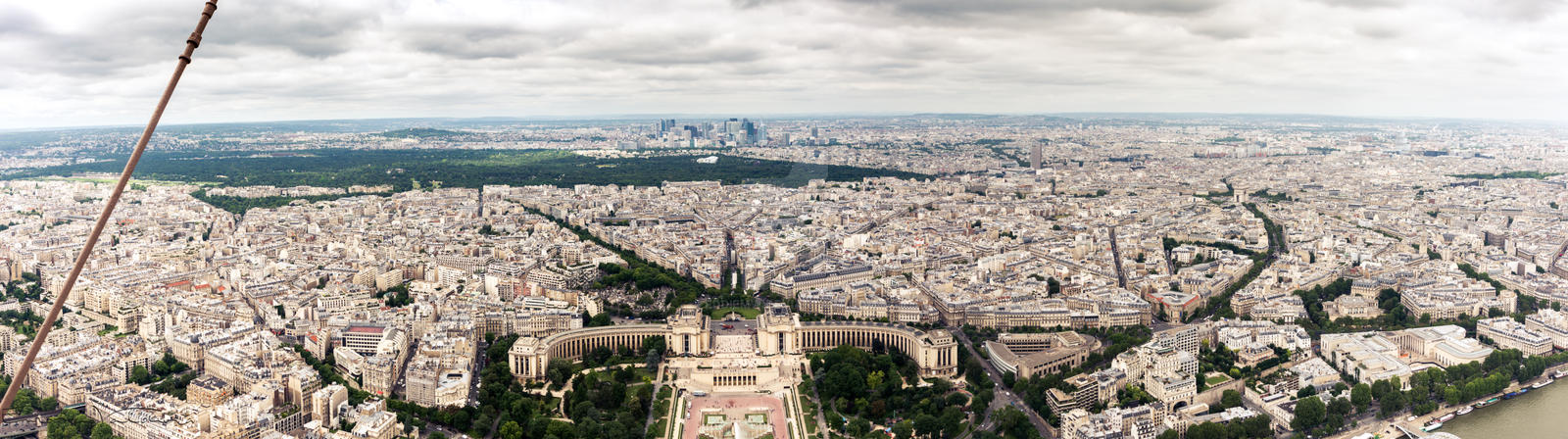 Paris, Pano by EddieMW