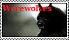 Werewolf Stamp by DIGI-Dogg