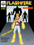 Flashfire #1: Limited edition cover