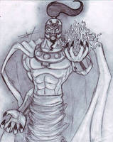 Jafar-Magneto by Ferchozaki