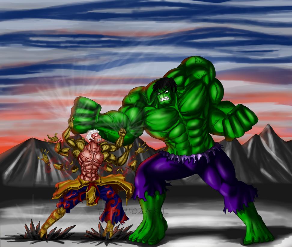 Angry Guys by Ferchozaki